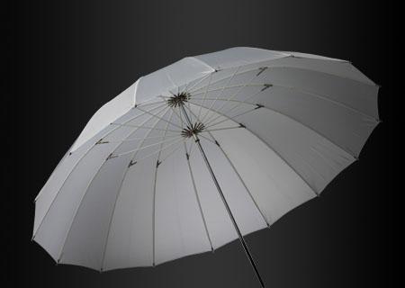 常规弧度纤维伞